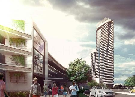 Two New Condo Towers 39 and 34 Storeys